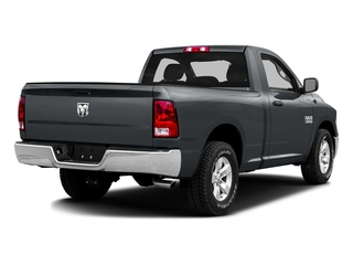 Maximum Steel Metallic Clearcoat 2016 Ram Truck 1500 Pictures 1500 Regular Cab SLT 2WD photos rear view