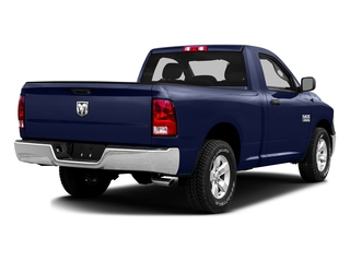 True Blue Pearlcoat 2016 Ram Truck 1500 Pictures 1500 Regular Cab SLT 2WD photos rear view