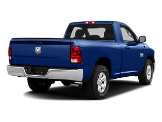 Blue Streak Pearlcoat 2016 Ram Truck 1500 Pictures 1500 Regular Cab SLT 2WD photos rear view
