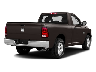 Luxury Brown Pearlcoat 2016 Ram Truck 1500 Pictures 1500 Regular Cab SLT 4WD photos rear view