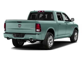 Light Green 2016 Ram Truck 1500 Pictures 1500 Crew Cab Express 2WD photos rear view