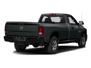 Maximum Steel Metallic Clearcoat 2016 Ram Truck 1500 Pictures 1500 Regular Cab Express 2WD photos rear view