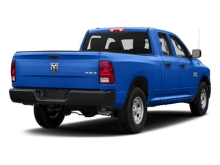 Holland Blue 2016 Ram Truck 1500 Pictures 1500 Quad Cab Tradesman 2WD photos rear view