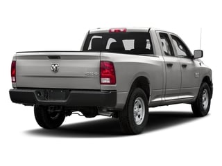 Bright Silver Metallic Clearcoat 2016 Ram Truck 1500 Pictures 1500 Quad Cab Tradesman 2WD photos rear view