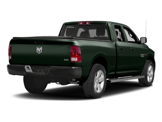 Black Forest Green Pearlcoat 2016 Ram Truck 1500 Pictures 1500 Quad Cab HFE 2WD V6 T-Diesel photos rear view