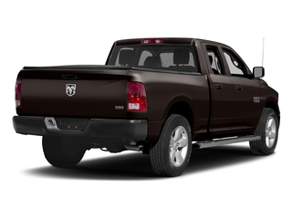 Luxury Brown Pearlcoat 2016 Ram Truck 1500 Pictures 1500 Quad Cab HFE 2WD V6 T-Diesel photos rear view