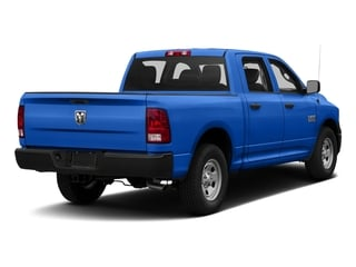 Holland Blue 2016 Ram Truck 1500 Pictures 1500 Crew Cab Tradesman 2WD photos rear view