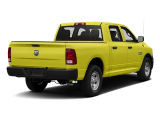 National Safety Yellow 2016 Ram Truck 1500 Pictures 1500 Crew Cab Tradesman 2WD photos rear view