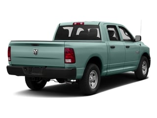 Light Green 2016 Ram Truck 1500 Pictures 1500 Crew Cab Tradesman 2WD photos rear view