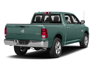 Light Green 2016 Ram Truck 1500 Pictures 1500 Crew Cab SLT 2WD photos rear view
