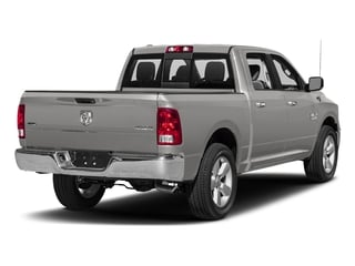 Bright Silver Metallic Clearcoat 2016 Ram Truck 1500 Pictures 1500 Crew Cab SLT 2WD photos rear view