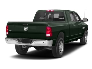 Black Forest Green Pearlcoat 2016 Ram Truck 2500 Pictures 2500 Mega Cab SLT 4WD photos rear view