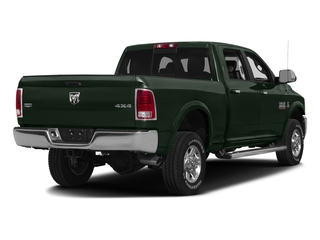 Black Forest Green Pearlcoat 2016 Ram Truck 2500 Pictures 2500 Crew Cab Laramie 2WD photos rear view