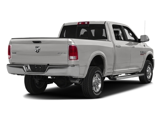 Bright Silver Metallic Clearcoat 2016 Ram Truck 2500 Pictures 2500 Crew Cab Laramie 2WD photos rear view