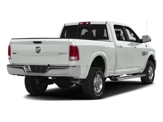 Bright White Clearcoat 2016 Ram Truck 2500 Pictures 2500 Crew Cab Limited 2WD photos rear view