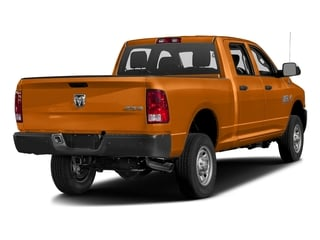 Omaha Orange 2016 Ram Truck 2500 Pictures 2500 Crew Cab Tradesman 2WD photos rear view
