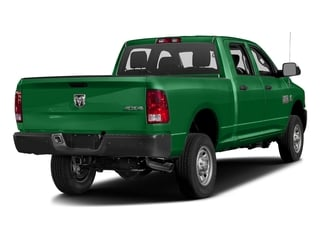 Bright Green 2016 Ram Truck 2500 Pictures 2500 Crew Cab Tradesman 4WD photos rear view