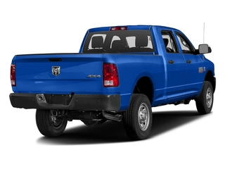 Holland Blue 2016 Ram Truck 2500 Pictures 2500 Crew Cab Tradesman 4WD photos rear view