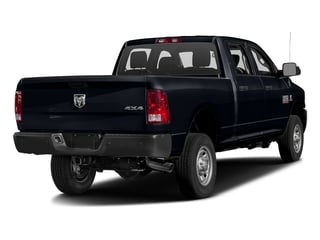 Midnight Blue Pearlcoat 2016 Ram Truck 2500 Pictures 2500 Crew Cab Tradesman 4WD photos rear view