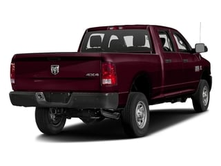 Delmonico Red Pearlcoat 2016 Ram Truck 2500 Pictures 2500 Crew Cab Tradesman 2WD photos rear view