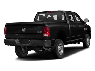 Brilliant Black Crystal Pearlcoat 2016 Ram Truck 2500 Pictures 2500 Crew Cab Tradesman 4WD photos rear view