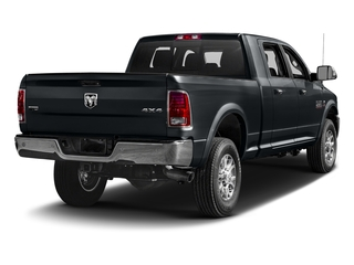 Maximum Steel Metallic Clearcoat 2016 Ram Truck 2500 Pictures 2500 Mega Cab Laramie 2WD photos rear view