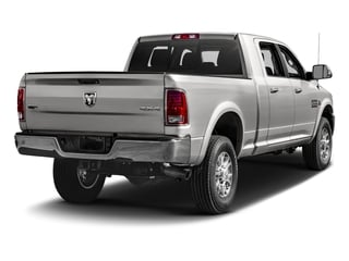 Bright Silver Metallic Clearcoat 2016 Ram Truck 2500 Pictures 2500 Mega Cab Laramie 4WD photos rear view