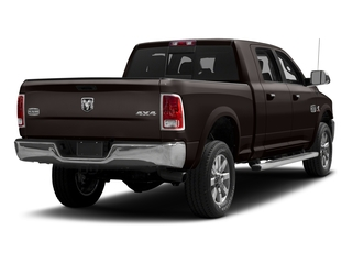 Luxury Brown Pearlcoat 2016 Ram Truck 2500 Pictures 2500 Mega Cab Longhorn 4WD photos rear view