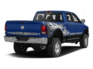 Blue Streak Pearlcoat 2016 Ram Truck 2500 Pictures 2500 Crew Power Wagon SLT 4WD photos rear view