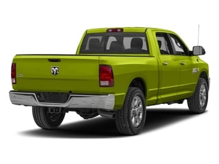 National Safety Yellow 2016 Ram Truck 2500 Pictures 2500 Crew Cab SLT 4WD photos rear view