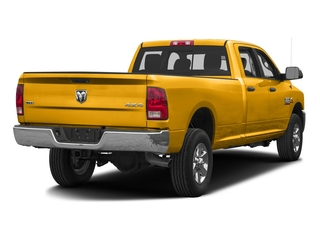 Construction Yellow 2016 Ram Truck 3500 Pictures 3500 Crew Cab SLT 4WD photos rear view