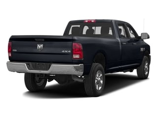 Midnight Blue Pearlcoat 2016 Ram Truck 3500 Pictures 3500 Crew Cab SLT 4WD photos rear view