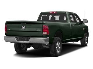 Black Forest Green Pearlcoat 2016 Ram Truck 3500 Pictures 3500 Crew Cab SLT 2WD photos rear view