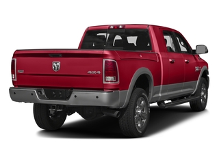 Agriculture Red 2016 Ram Truck 3500 Pictures 3500 Mega Cab SLT 2WD photos rear view