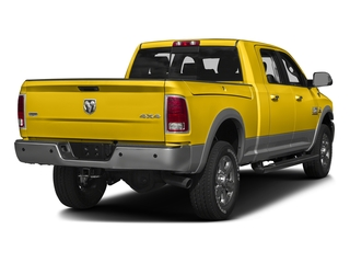 Yellow 2016 Ram Truck 3500 Pictures 3500 Mega Cab SLT 2WD photos rear view
