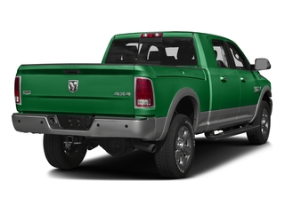 Bright Green 2016 Ram Truck 3500 Pictures 3500 Mega Cab SLT 2WD photos rear view