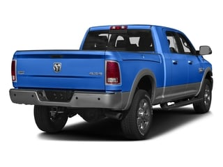 Holland Blue 2016 Ram Truck 3500 Pictures 3500 Mega Cab SLT 2WD photos rear view
