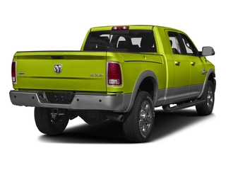 National Safety Yellow 2016 Ram Truck 3500 Pictures 3500 Mega Cab SLT 2WD photos rear view