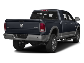 Midnight Blue Pearlcoat 2016 Ram Truck 3500 Pictures 3500 Mega Cab SLT 2WD photos rear view
