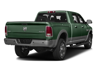 Timberline Green Pearlcoat 2016 Ram 3500 Pictures 3500 Mega Cab SLT 2WD photos rear view