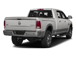 Bright Silver Metallic Clearcoat 2016 Ram Truck 3500 Pictures 3500 Mega Cab Laramie 2WD photos rear view