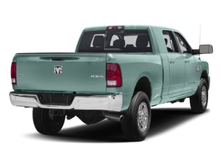 Light Green 2016 Ram Truck 3500 Pictures 3500 Mega Cab SLT 4WD photos rear view
