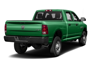 Bright Green 2016 Ram Truck 3500 Pictures 3500 Crew Cab Tradesman 2WD photos rear view