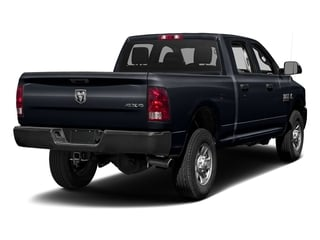 Midnight Blue Pearlcoat 2016 Ram Truck 3500 Pictures 3500 Crew Cab Tradesman 2WD photos rear view