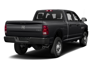 Black Clearcoat 2016 Ram Truck 3500 Pictures 3500 Crew Cab Tradesman 2WD photos rear view
