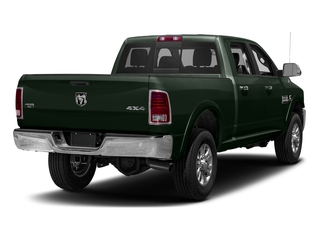 Black Forest Green Pearlcoat 2016 Ram Truck 3500 Pictures 3500 Crew Cab Laramie 2WD photos rear view