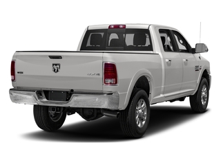 Bright Silver Metallic Clearcoat 2016 Ram Truck 3500 Pictures 3500 Crew Cab Laramie 2WD photos rear view