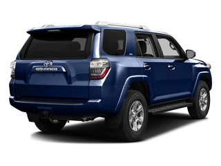 Nautical Blue Pearl 2016 Toyota 4Runner Pictures 4Runner Utility 4D SR5 2WD V6 photos rear view