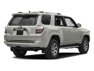 Classic Silver Metallic 2016 Toyota 4Runner Pictures 4Runner Utility 4D Trail Edition 4WD V6 photos rear view