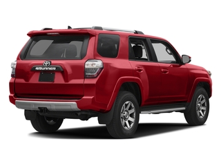 Barcelona Red Metallic 2016 Toyota 4Runner Pictures 4Runner Utility 4D Trail Edition 4WD V6 photos rear view